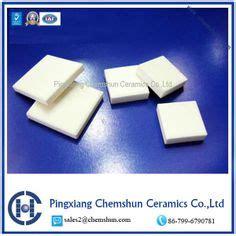 weldable alumina ceramic pipe tile liner wear resistnat