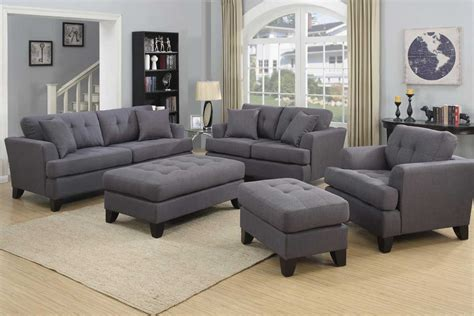 gray sofa and loveseat set norwich gray sofa set the furniture shack discount