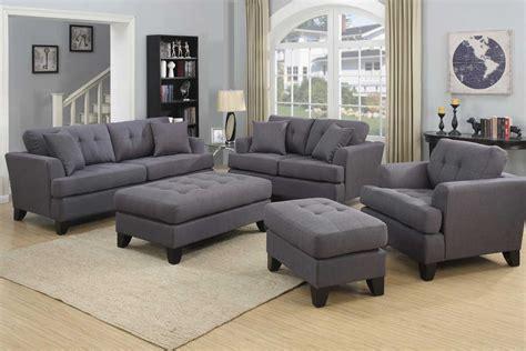 Grey Sofa And Loveseat Set Fascinating Grey Sofa And