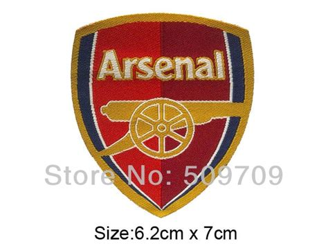 famous football club badge woven label patches  stickers