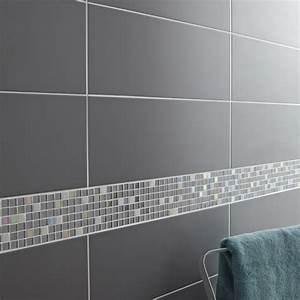 carrelage salle de bain joint gris With joint carrelage sol salle de bain