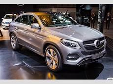 2016 MercedesBenz GLE Coupe Debuts At 2015 Detroit Auto Show