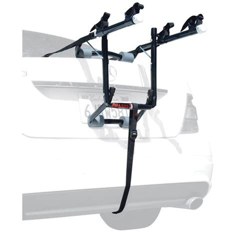 allen bike racks allen sports deluxe 2 bike trunk rack academy