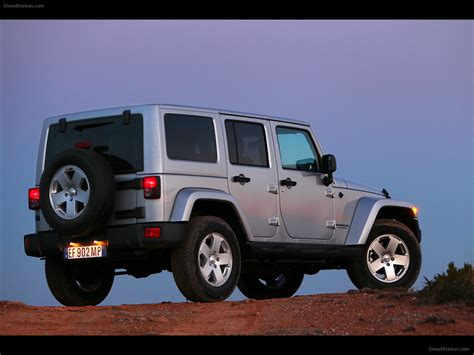 Jeep Wrangler Unlimited Diesel by Jeep Wrangler Unlimited 2013 Car Image 22 Of 58