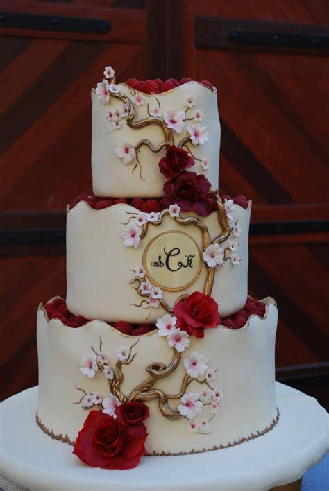Three Tiered Wedding Cakes Archives Bouquet Wedding Flower