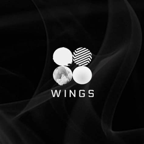 album bts wings official bts 39 wings 39 2nd album cd poster kpop mall usa