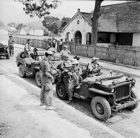 vietnam jeep war french foreign legion in indocgine 5 232 me rei infantry