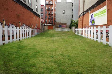 Rent Backyard by Rent A New York City Backyard Timeshare