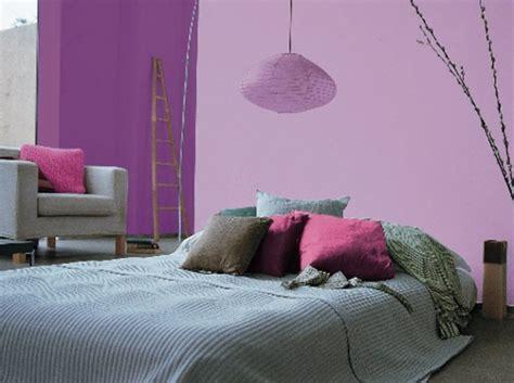 chambre lilas et gris peinture murale les nouvelles tendances 2014 travaux com