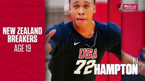 2020 NBA Draft: Why RJ Hampton may just be a perfect fit ...