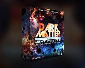 Dark Matter VS Light Matter | ElvisSalic.com