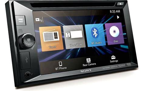 Sony Xav-w650bt 2-din Bluetooth Car Stereo Dvd Receiver W