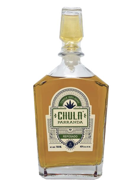 Chula Parranda Reposado Tequila - Old Town Tequila