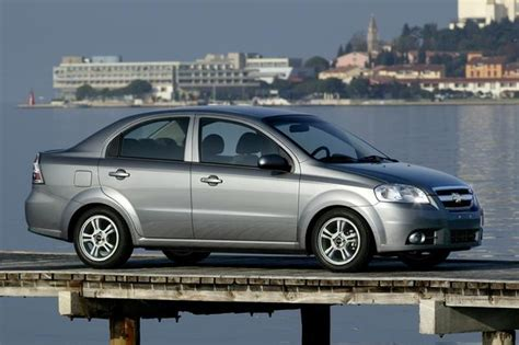 20042011 Chevrolet Aveo Used Car Review Autotrader