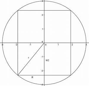 Volumen Einer Kugel Berechnen : kugel einer kugel soll ein zylinder einbeschrieben werden mathelounge ~ Themetempest.com Abrechnung