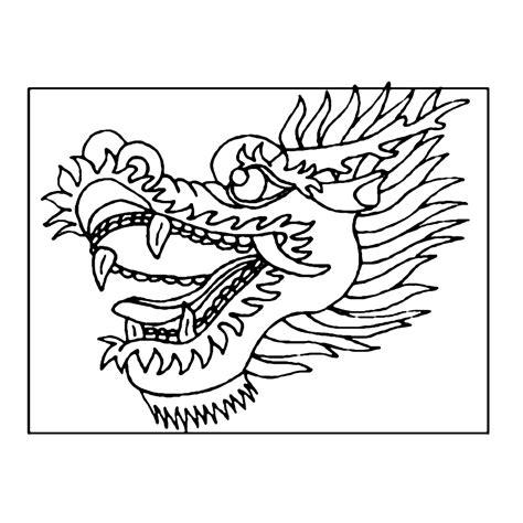 Kleurplaat Chinees Huis by Leuk Voor Kop Een Draak