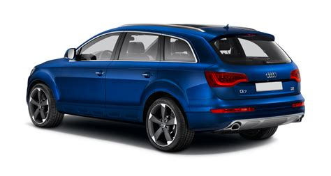 Audi Q7 Car Hire In London And The Uk