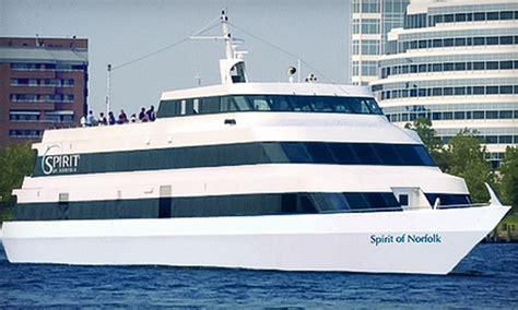 Boat Cruise Nyc Groupon by Spirit Of Norfolk In Norfolk Virginia Groupon