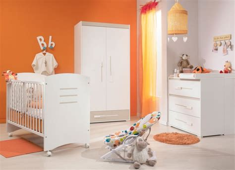 chambre bébé orange chambre bebe garcon orange chaios com
