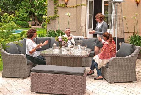 vivez l ext 233 rieur mobilier jardin barbecue jardinerie