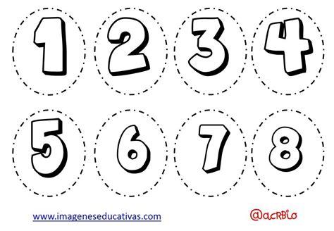 Abecedario para colorear y numeros (5) Imagenes Educativas