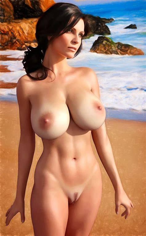 hot chicks with large breast