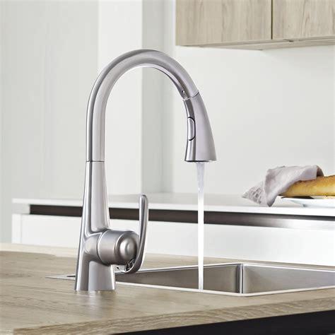 robinet cuisine grohe douchette robinets cuisine grohe avec douchette cuisine idées de