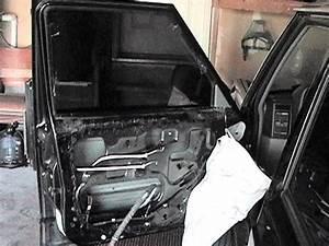 Jeep Cherokee Interior Door Panel Removal