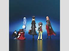 HG Series Galaxy Express 999 Crystal Claire My Anime Shelf