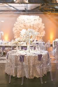 wedding table linens it