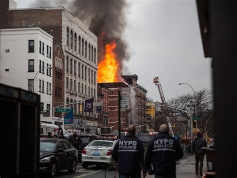Blast, Fire Erupt In Nyc's East Village; 19 Hurt The Quay Apartments Sydney Pembroke Place Nc Springwood Tower Apartment Hotel Washburn Orono Maine Small Loft Stratford New Brilliant Cyprus Hidden Camera In