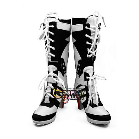 anime dress for harley quinn wig shoes schuhe 2017