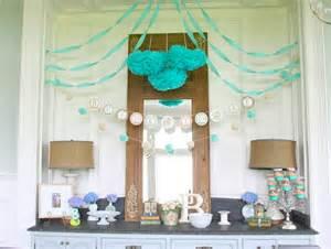 wedding shower decorations nesting in the bluegrass bridal shower ideas