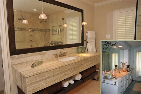 bathroom remodels traditional