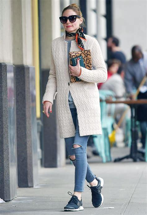 ways celebrities wear nike sneakers sneakers