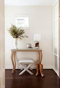 meuble d39entree portemanteau et vide poches en 55 idees With chambre bébé design avec bouquet de fleurs original