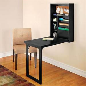 Wall Mounted Folding Table DIY Furniture Designs