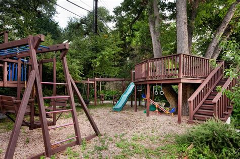 Home Playground : Backyard Playground And Swing Sets Ideas