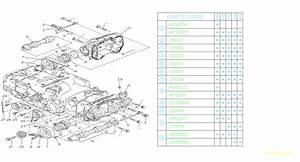 Subaru Loyale Spring-relief Valve  Engine  Camshaft  Belt  Timing