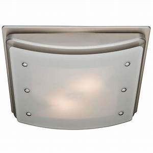 Hunter Ellipse Decorative Ceiling Bathroom Exhaust Fan W