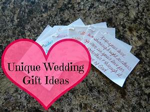 unique idea for wedding gift gift ideas holiday gifts With unique wedding gifts ideas