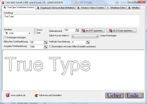 schrift zu dxf texte und schrift  linieninformationen