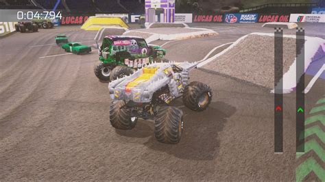 monster jam trucks games monster jam crush it review ps4 hey poor player