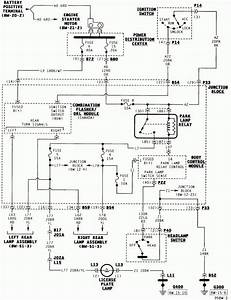 10  2003 Dodge Caravan Electrical Wiring Diagram