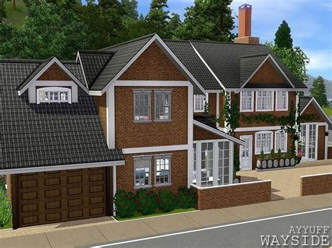 stunning images sims houses 25 best ideas about sims3 house on sims 3