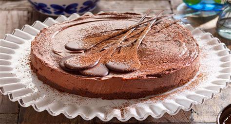 easiest  bake chocolate cheesecake diy gardening