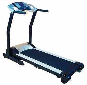 China Manual Folding Treadmill