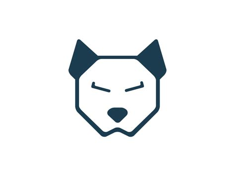 Dog Logo by Salavat Abdullin - Dribbble