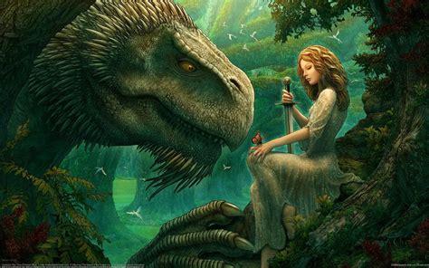 fairy  dragon wallpaper wallpapersafari