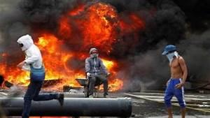 Venezuela Protest Violence   Multimedia   teleSUR English